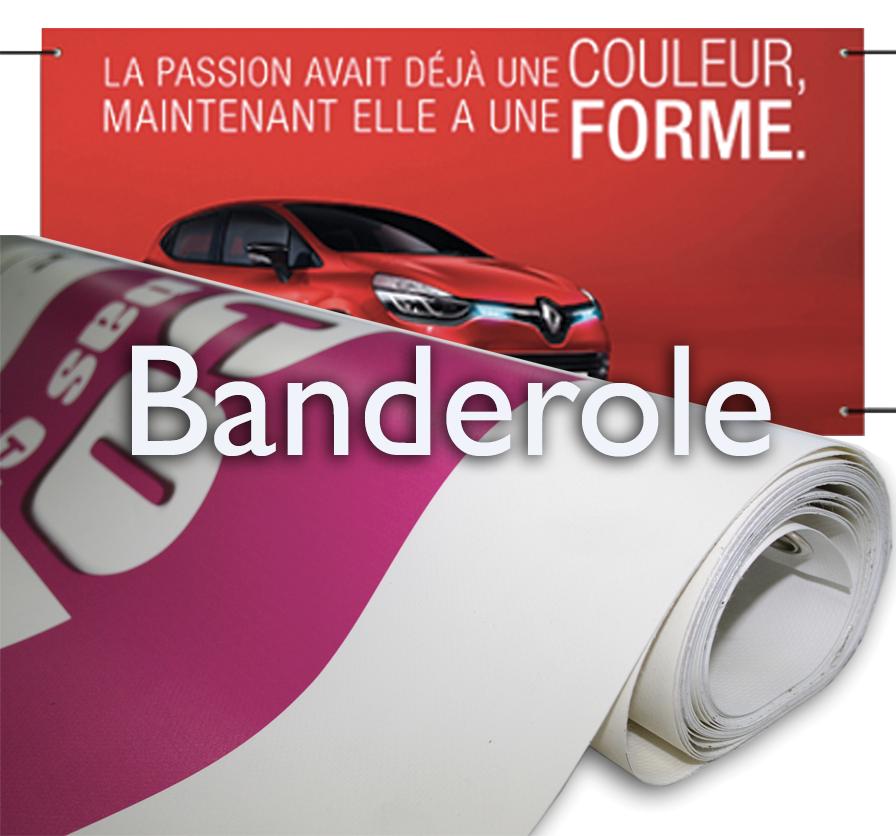 Banderole Bache PVC